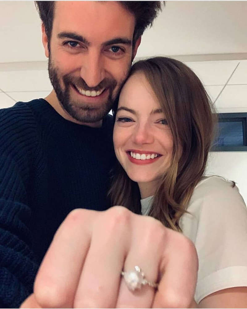 Emma Stone secretly ties the knot with Dave McCary after three years of dating