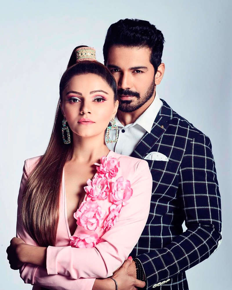 Shakti fame Rubina Dilaik and husband Abhinav Shukla to participate in Bigg Boss 14?