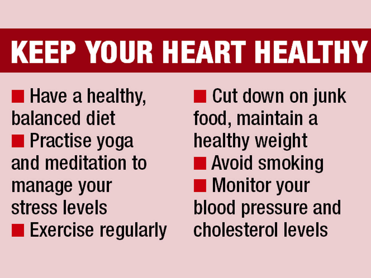 Things that you can follow to keep your heart healthy