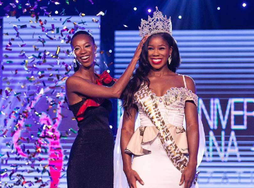 Chelsea Tayui to represent Ghana at Miss Universe 2020