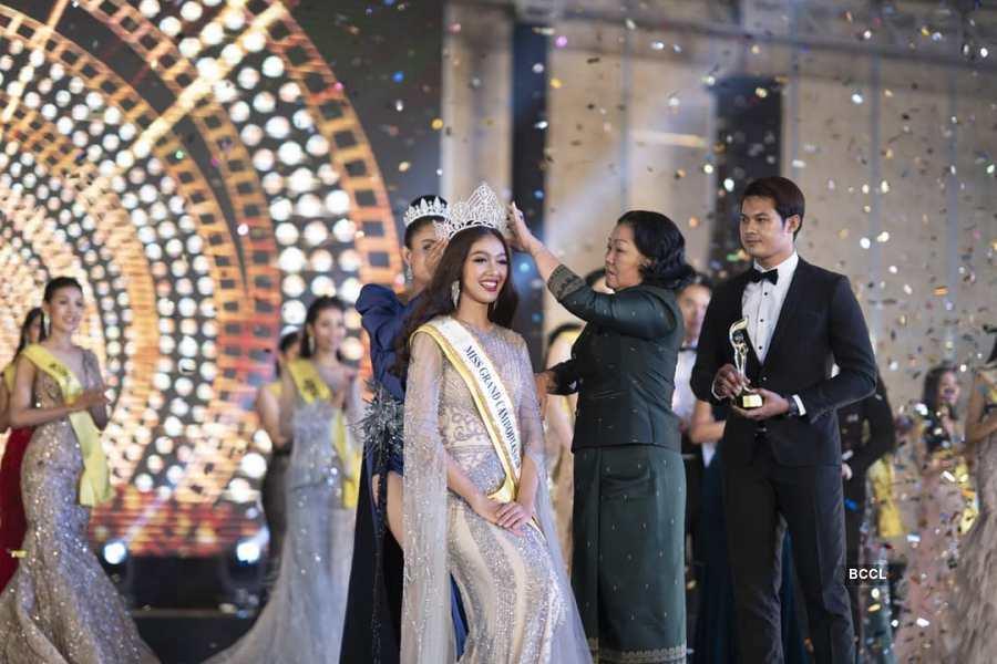 Seng Rotha to represent Cambodia at Miss Grand International  2020