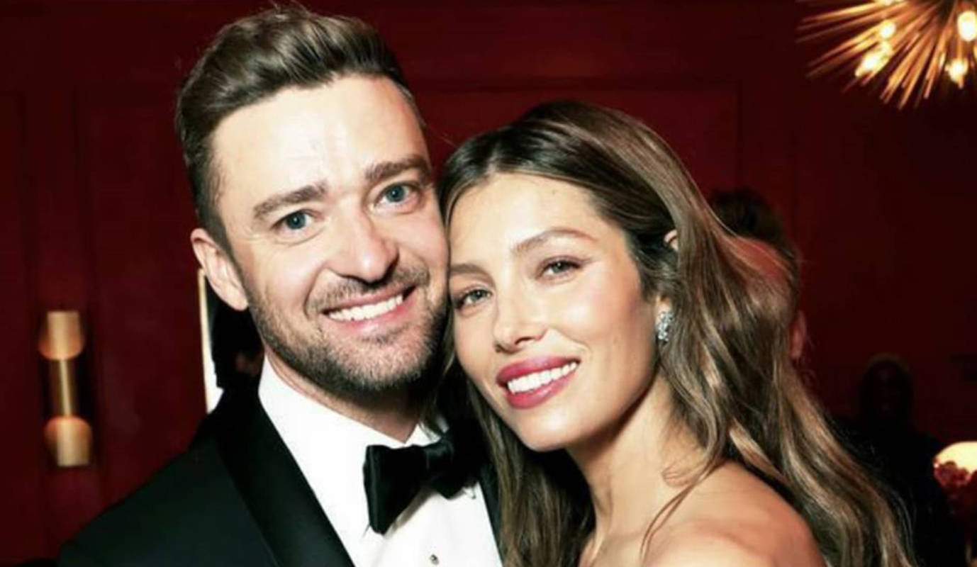 Justin Timberlake and Jessica Biel welcome their second child