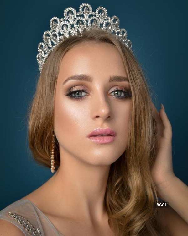 Annabella Fleck to represent Germany at Miss Earth 2020