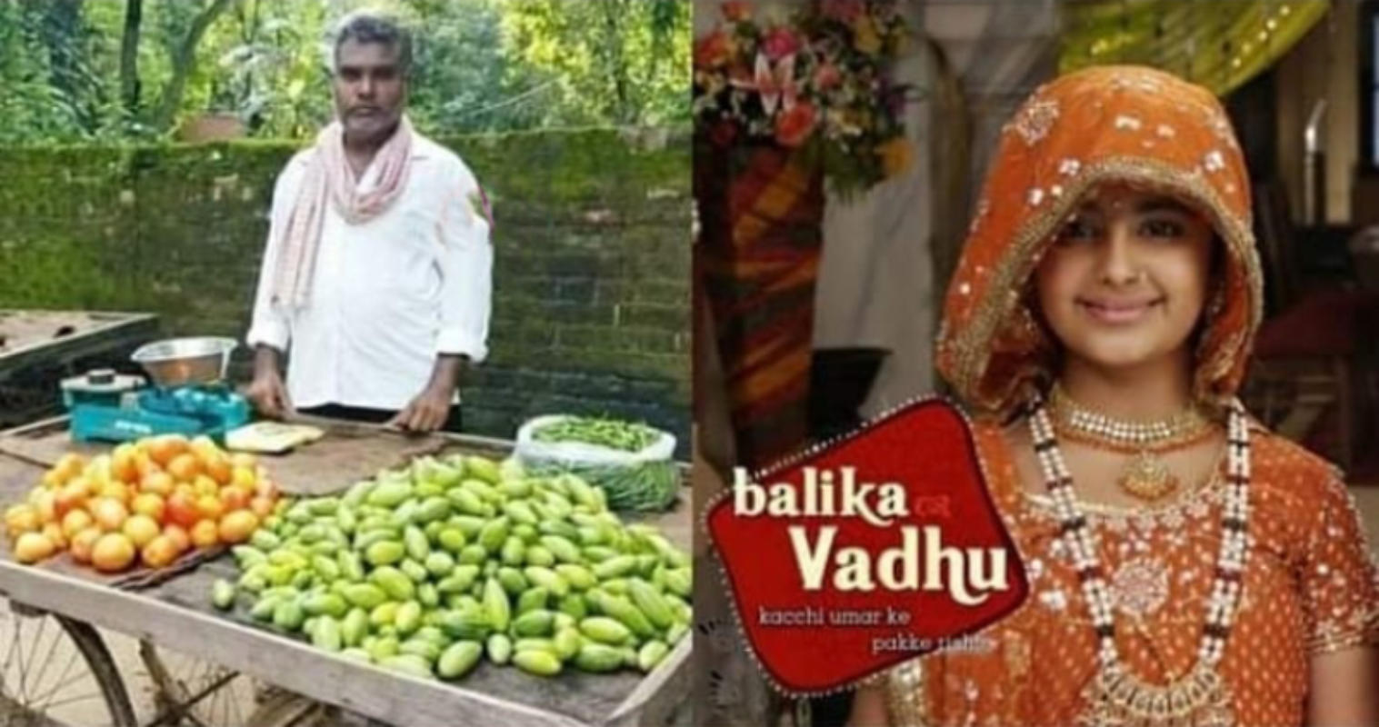 Director of TV show 'Balika Vadhu' sells vegetable to earn a living amid pandemic