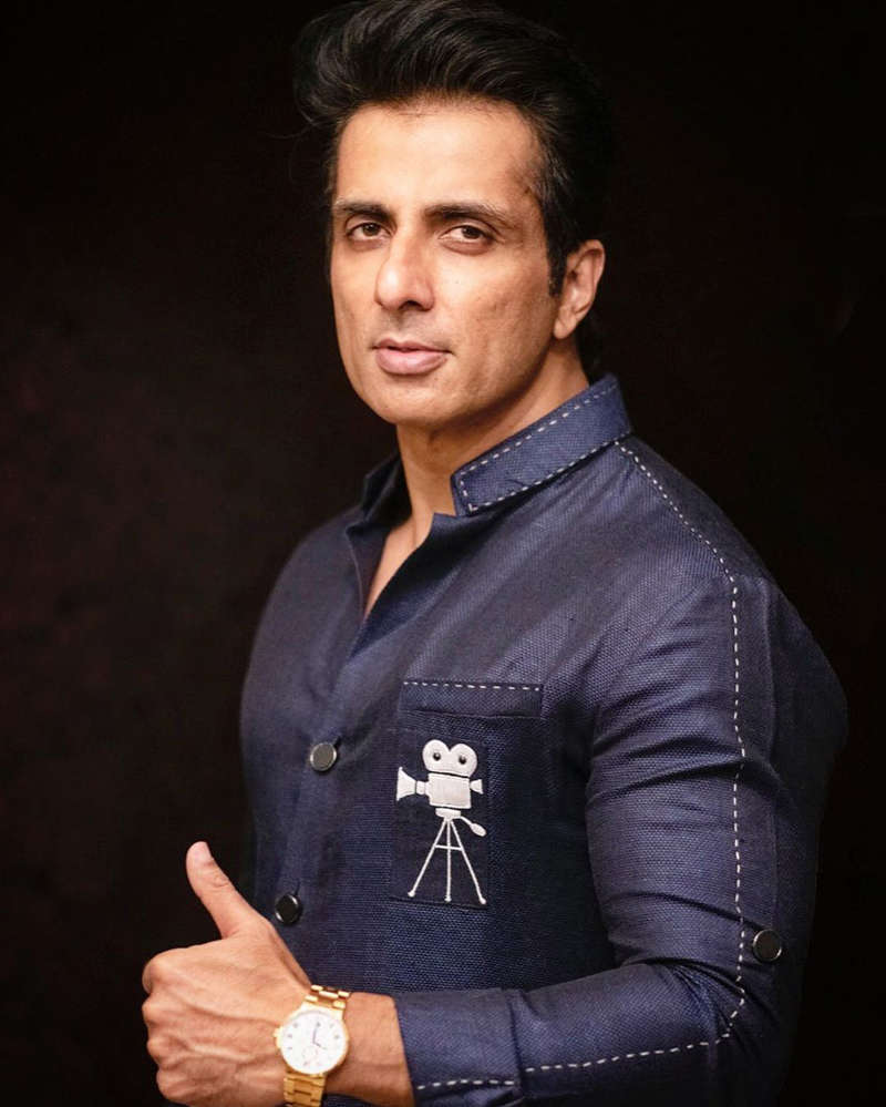 Sonu Sood joins the likes of Leonardo DiCaprio & Priyanka Chopra; receives Humanitarian Award