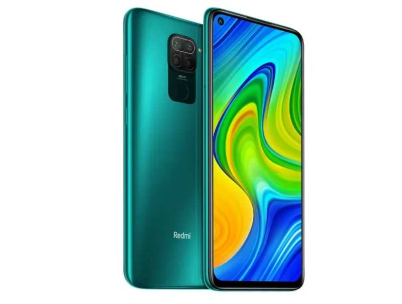 Xiaomi Redmi Note 9 with Aura balance design to go on sale today via Amazon – Mobiles News | Gadgets Now