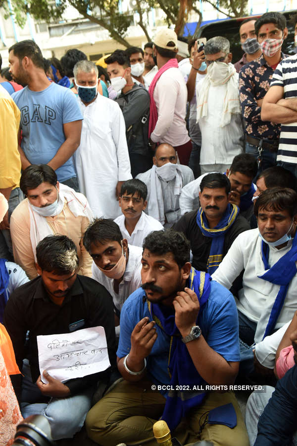 Protests erupt over death of Hathras gangrape victim