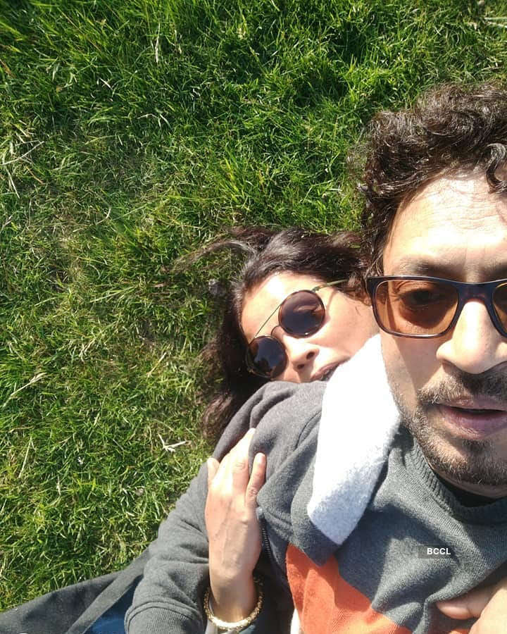 Irrfan Khan's wife Sutapa Sikdar wants to legalise CBD oil in India