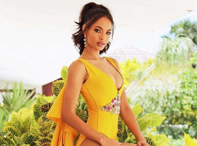 Kimberly Jiménez crowned Miss Dominican Republic Universe 2020