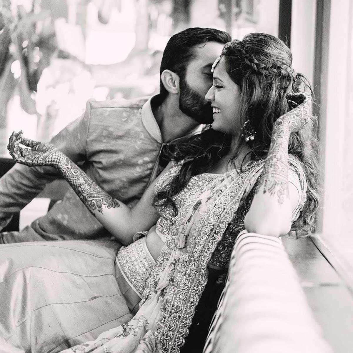 Dinesh Karthik and wife Dipika Pallikal's heartwarming throwback pictures from their wedding ceremony