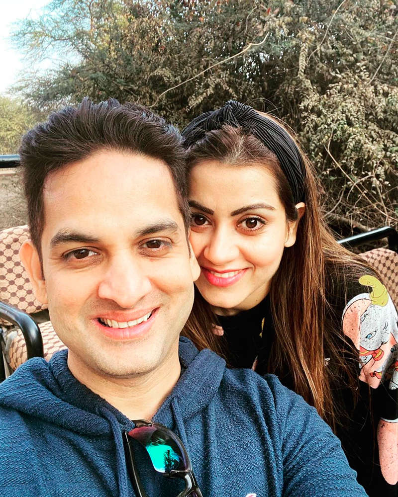 Vikaas Kalantri and wife Priyanka test positive for coronavirus
