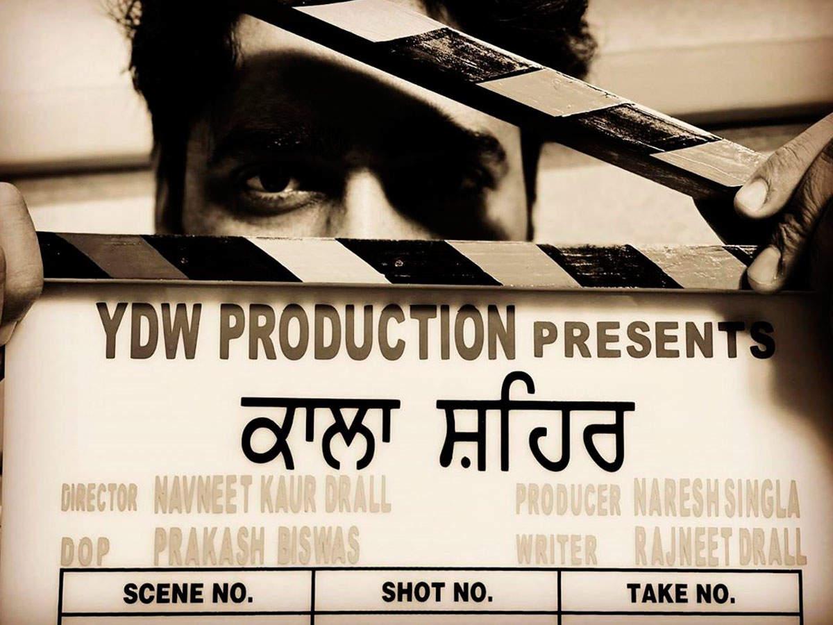 Kala Shehar: Dheeraj Kumar signs a new Punjabi movie
