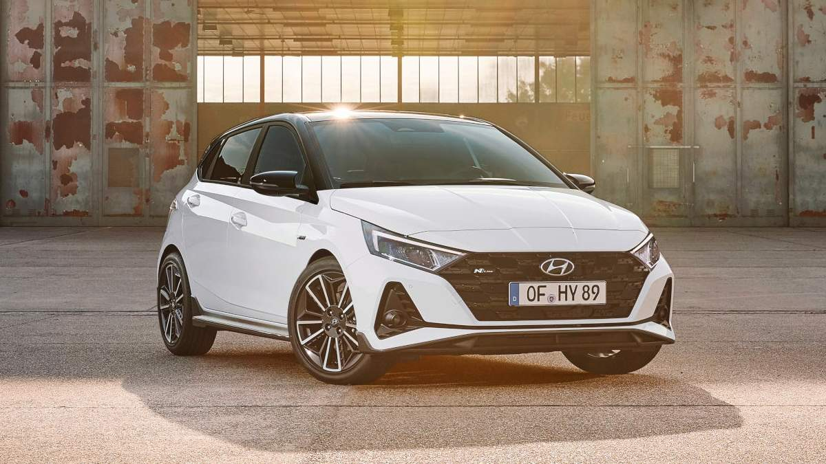 2021 Hyundai i20 N Line: Sassy take at the hatchback