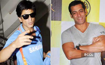 SRK invites Sallu home for WC final