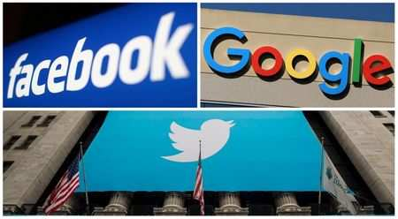 Facebook, Twitter, Google CEOs will testify before US Senate committee – Latest News | Gadgets Now