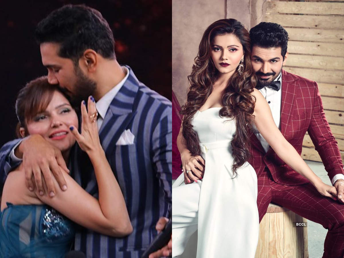 Exclusive – Bigg Boss 14's Rubina Dilaik and Abhinav Shukla: People love to watch controversies and we don't fear anything | The Times of India