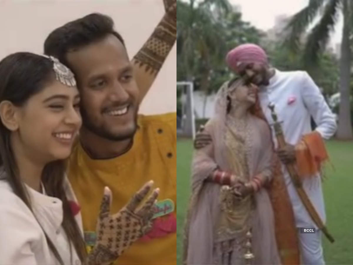 Niti's journey from Miss to Mrs