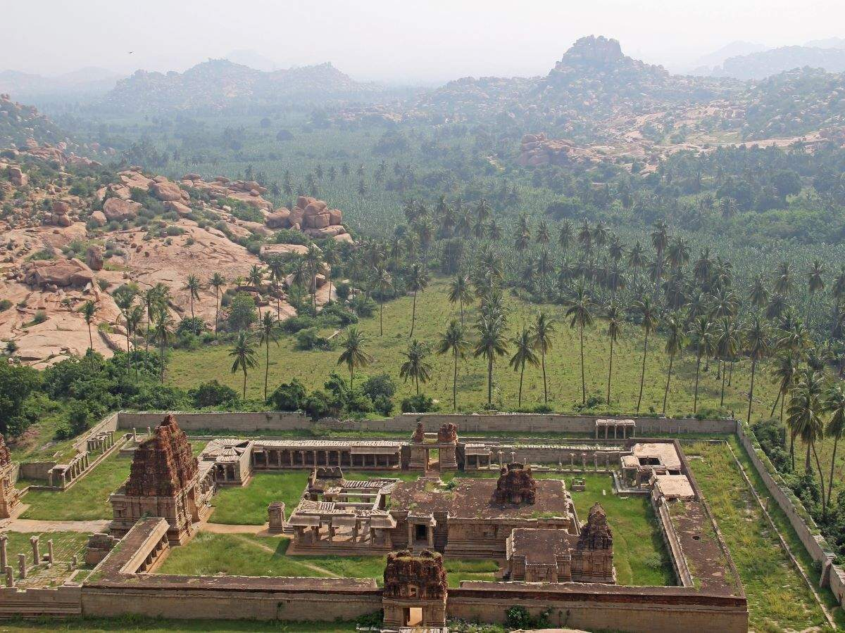 Hampi: Come November, you can take buggy trains to the famous tourist spots