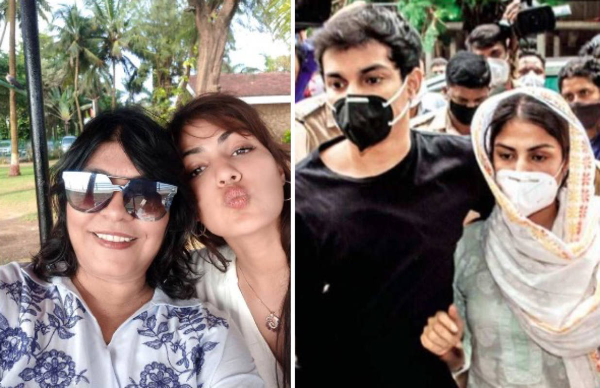 Rhea Chakraborty's mother breaks silence on daughter's arrest and bail; says how will she heal from this?