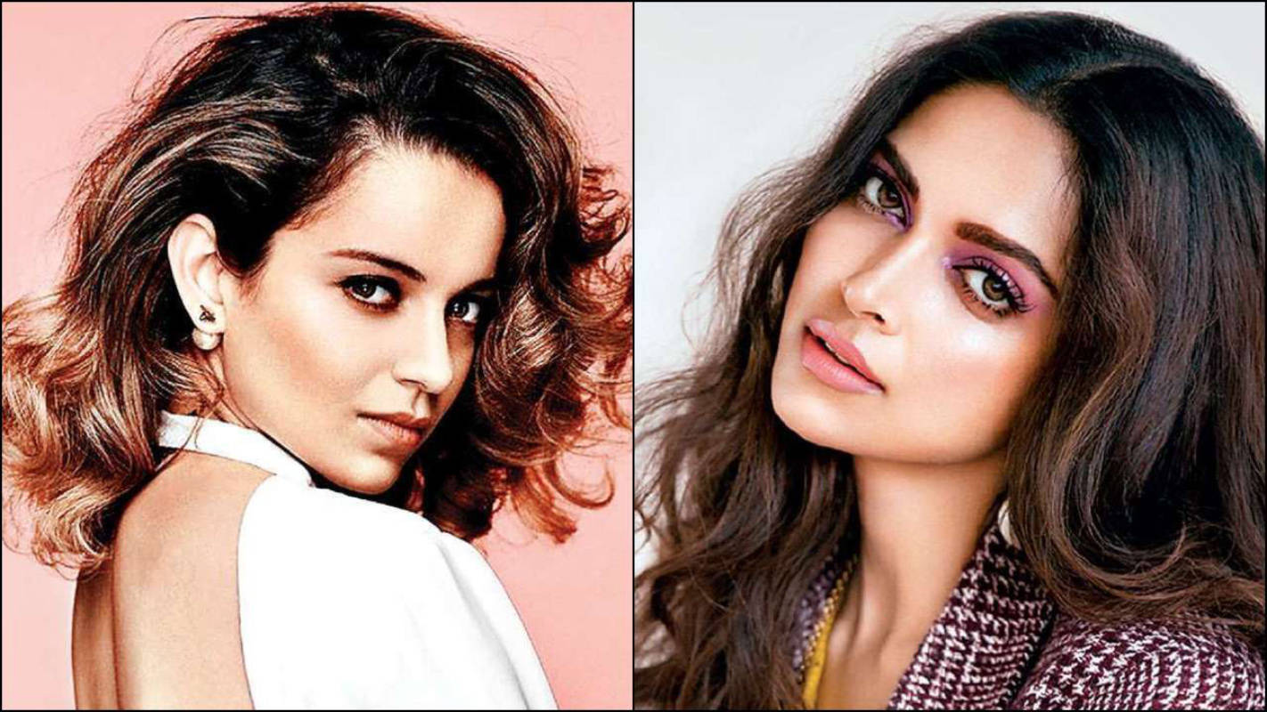 Kangana Ranaut takes a dig at Deepika Padukone on World Mental Health Day; urges to watch 'Judgementall Hai Kya'
