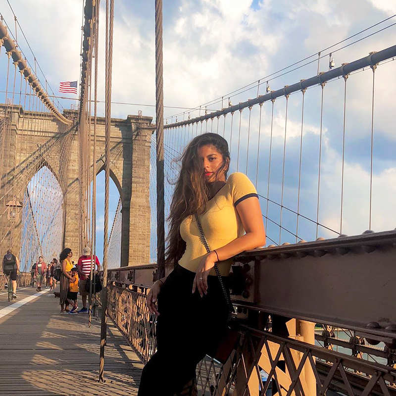 SRK's daughter Suhana Khan is making new waves for her new cryptic post