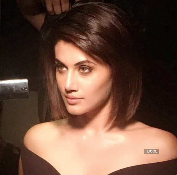 Taapsee Pannu lights up Instagram with her beautiful vacation pictures from Russia