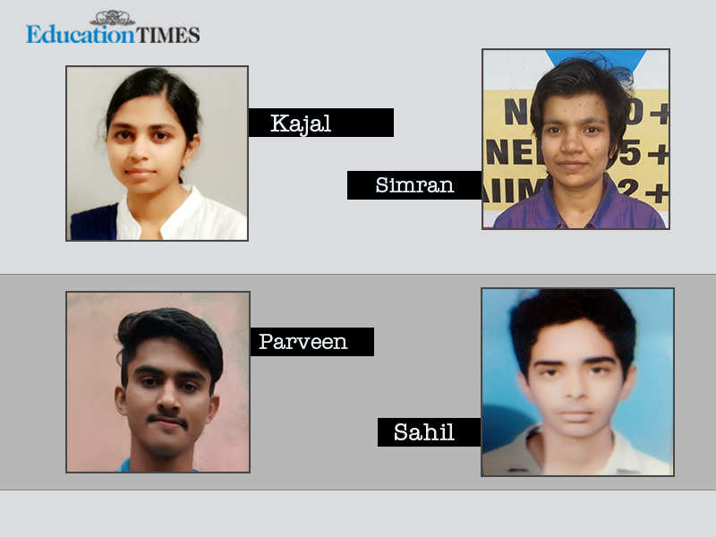 Haryana's Super-100 helps bright students from poor families crack IIT