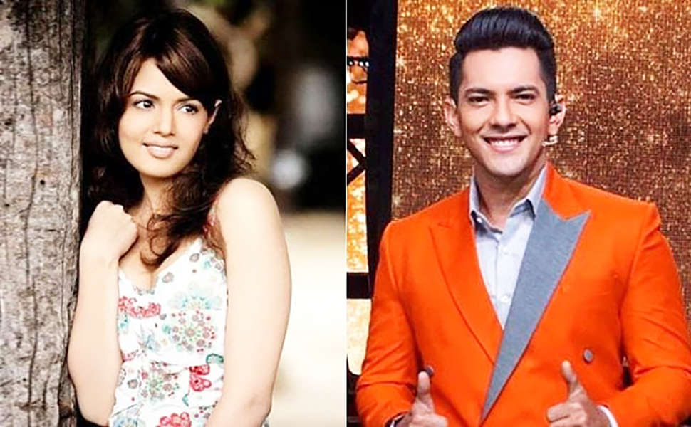 Lovely pictures of Aditya Narayan & Shweta Agarwal, who are all set to tie the knot