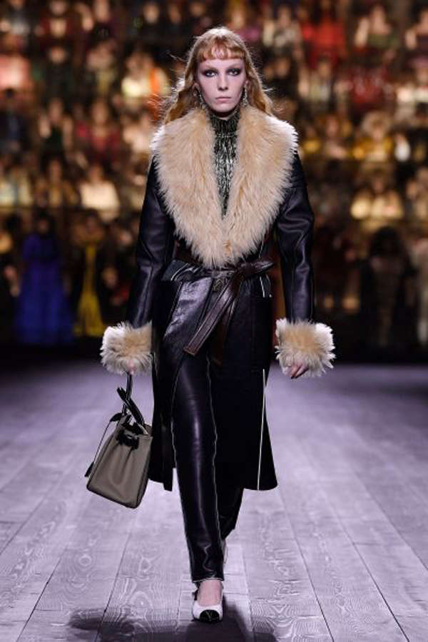 Paris Fashion Week - Spring/Summer 2021: Designer Nicolas Ghesquiere for Louis Vuitton