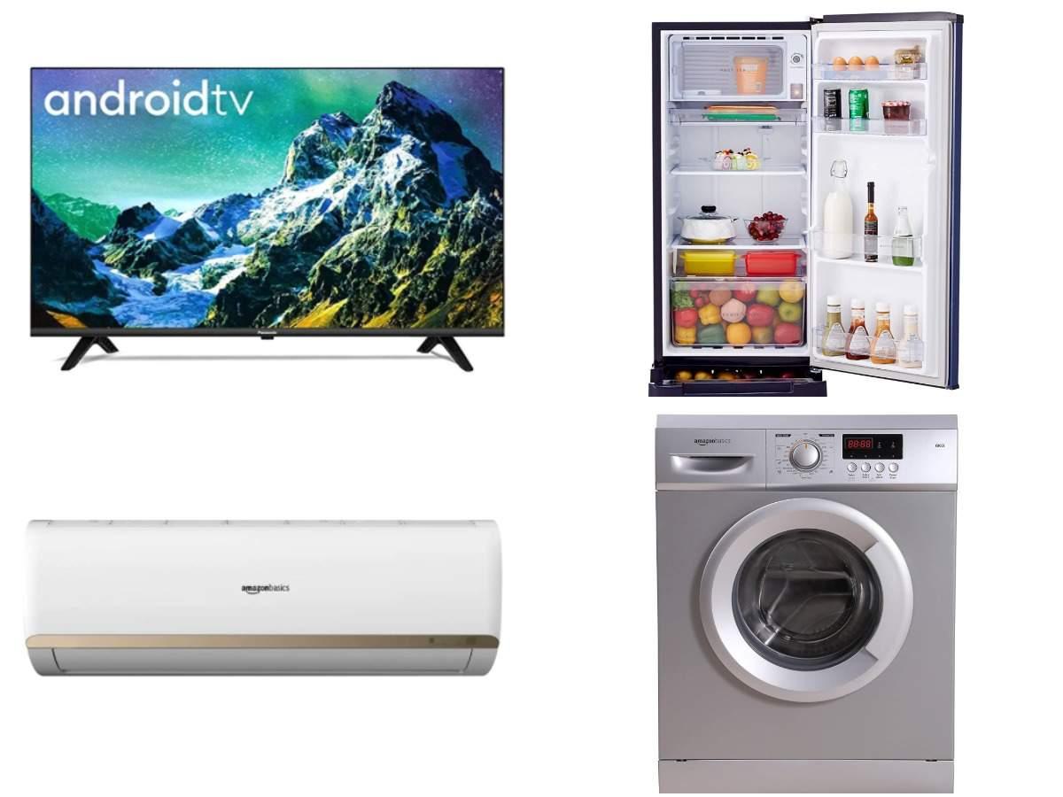 Amazon, Flipkart sale: 15 things not to miss while buying a TV, AC, fridge and washing machine