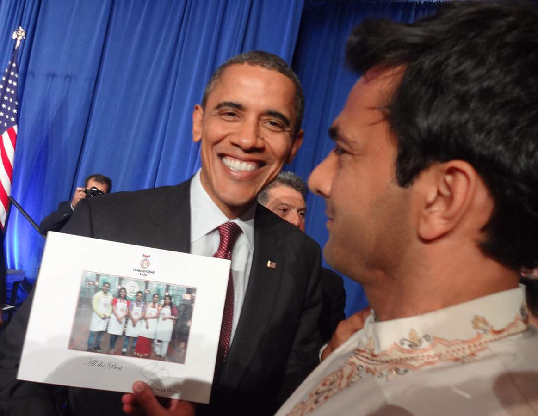 "Vikas Khanna's honest reply to US senator's ""third world migrants"" earned appreciation from people"