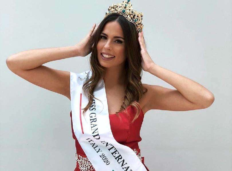 Filomena Venuso crowned Miss Grand Italy 2020
