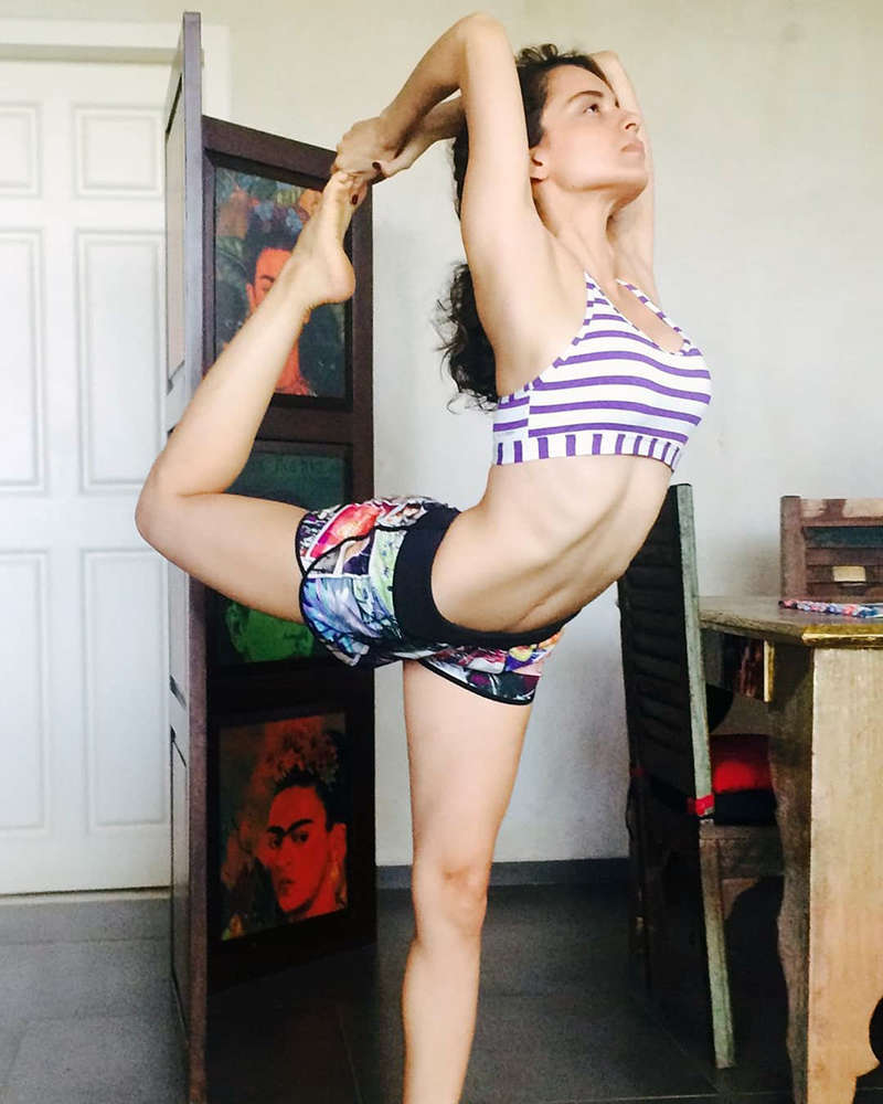 These workout pictures of Bollywood & TV celebrities will inspire you to stay fit!