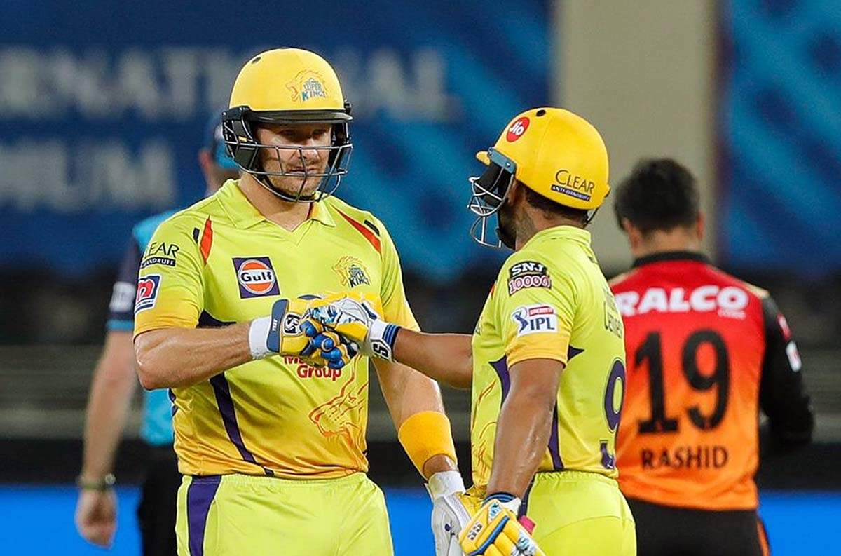 MS Dhoni's CSK beat SRH by 20 runs; register their third win of the tournament