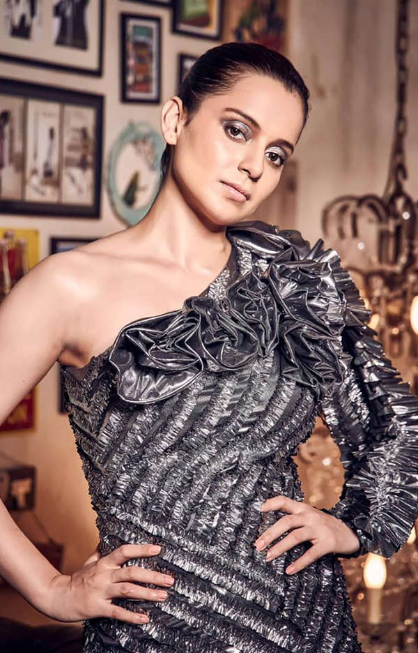 Karnataka police files FIR against Kangana Ranaut over her anti-farmer tweet