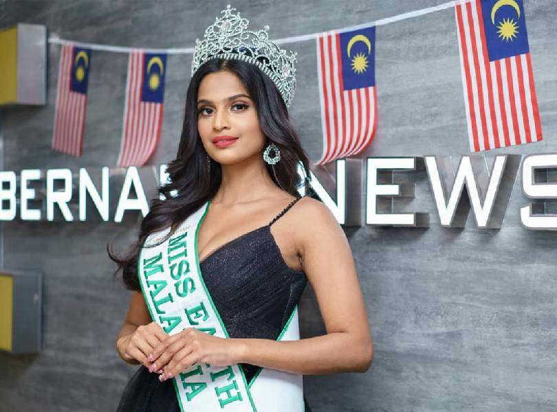 Beauty queen to launch own brand of bio-sanitary pads
