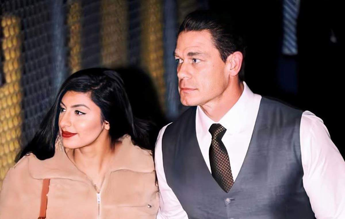 John Cena ties the knot with his longtime girlfriend Shay Shariatzadeh