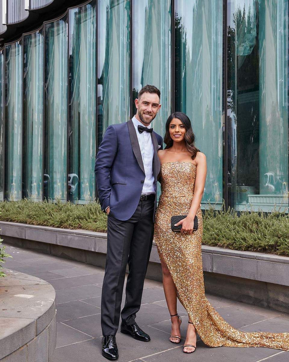 Glenn Maxwell's fiance Vini Raman pens down a hilarious birthday note for the cricketer