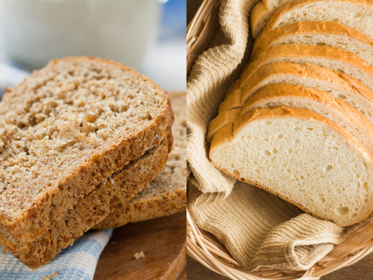 White vs. Brown bread: Which one should you eat?  | The Times of India
