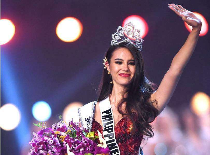 Catriona Gray says Miss Universe 2020 should be postponed amid pandemic