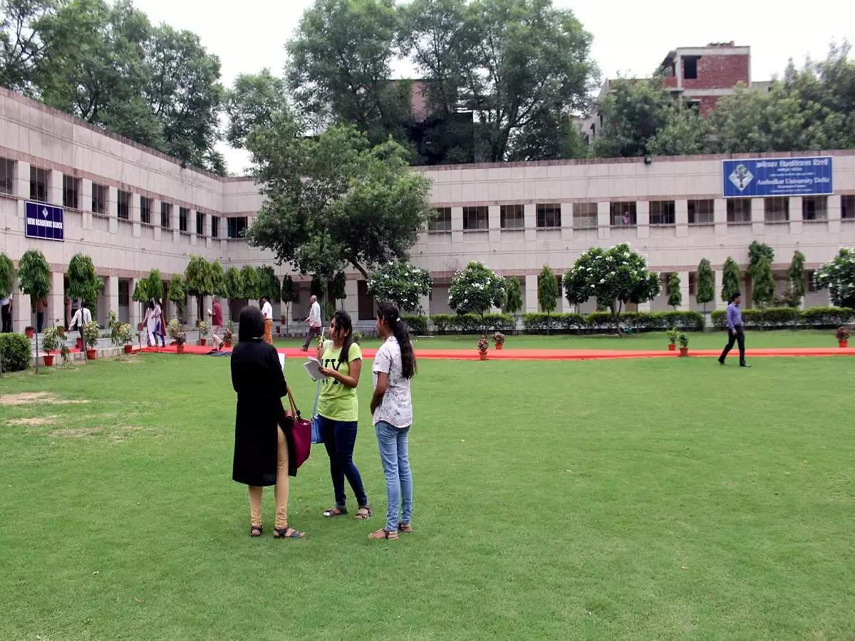 Admission alert: Ambedkar University announces first cut-off list at 99%