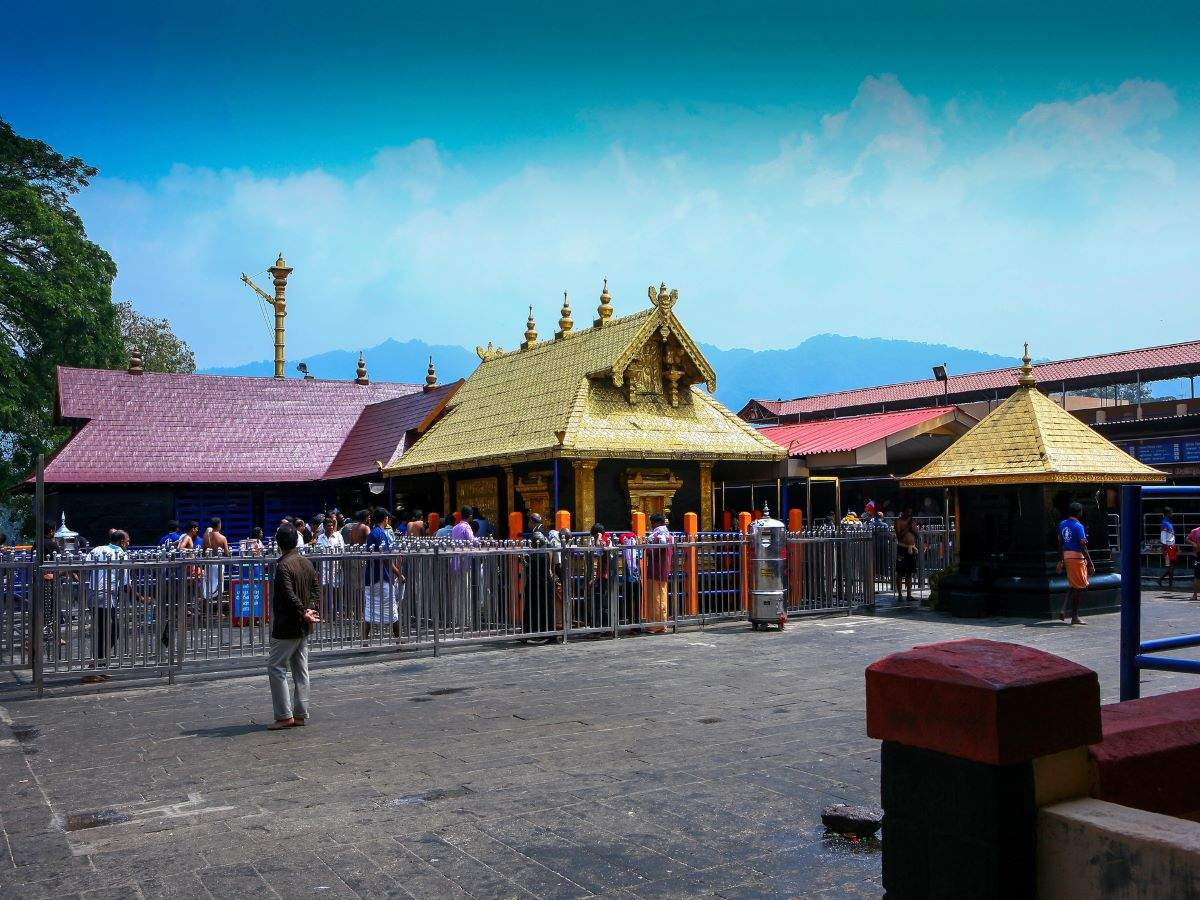 Kerala: Sabarimala Temple opens; strict restrictions in place, COVID negative certificate mandatory