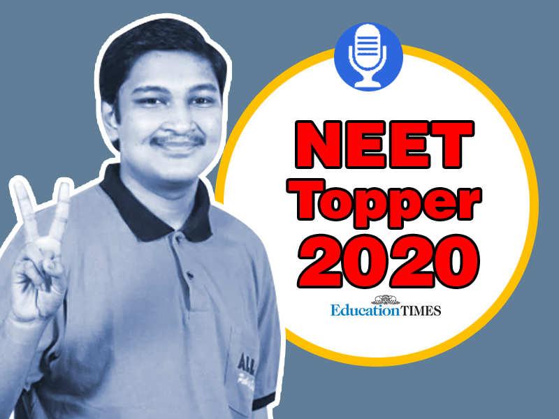 Odisha's Soyeb Aftab tops NEET 2020 with perfect 100% marks