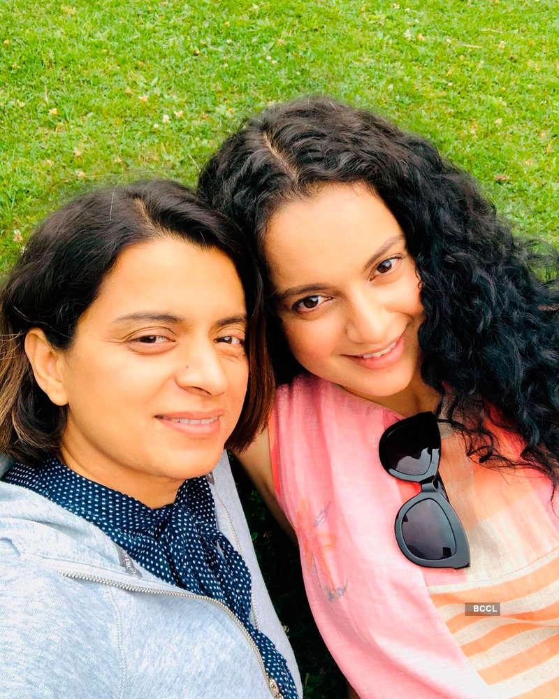 FIR registered against Kangana Ranaut and her sister for 'communal' tweets, interviews