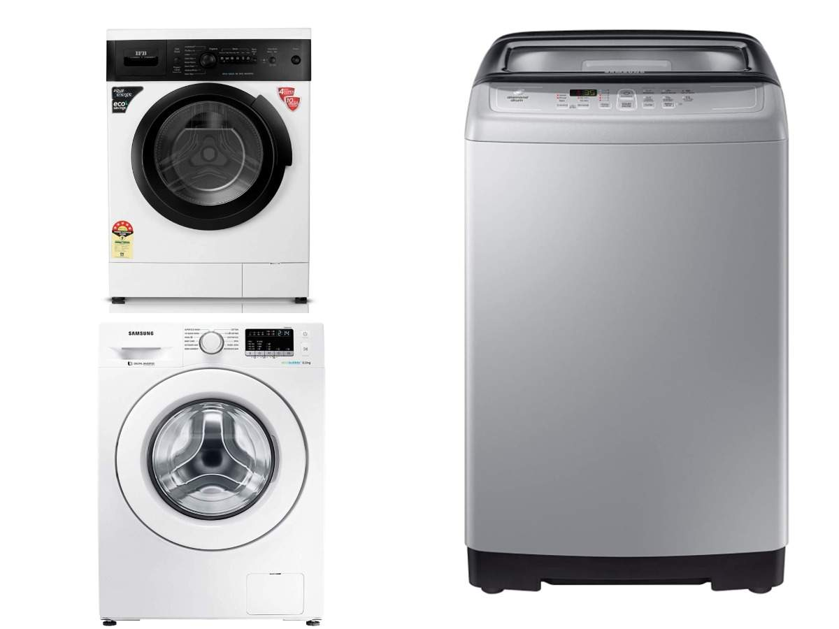 Amazon sale: Top deals on washing machines from Samsung, LG, IFB and more starting at Rs 10,990