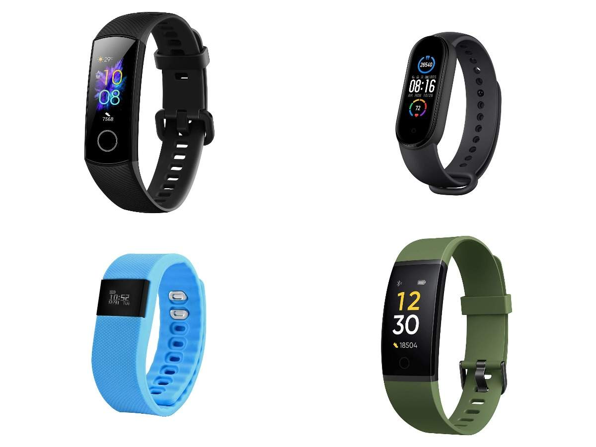 Amazon Great Indian Festival sale: 6 fitness bands you can buy under Rs 5,000