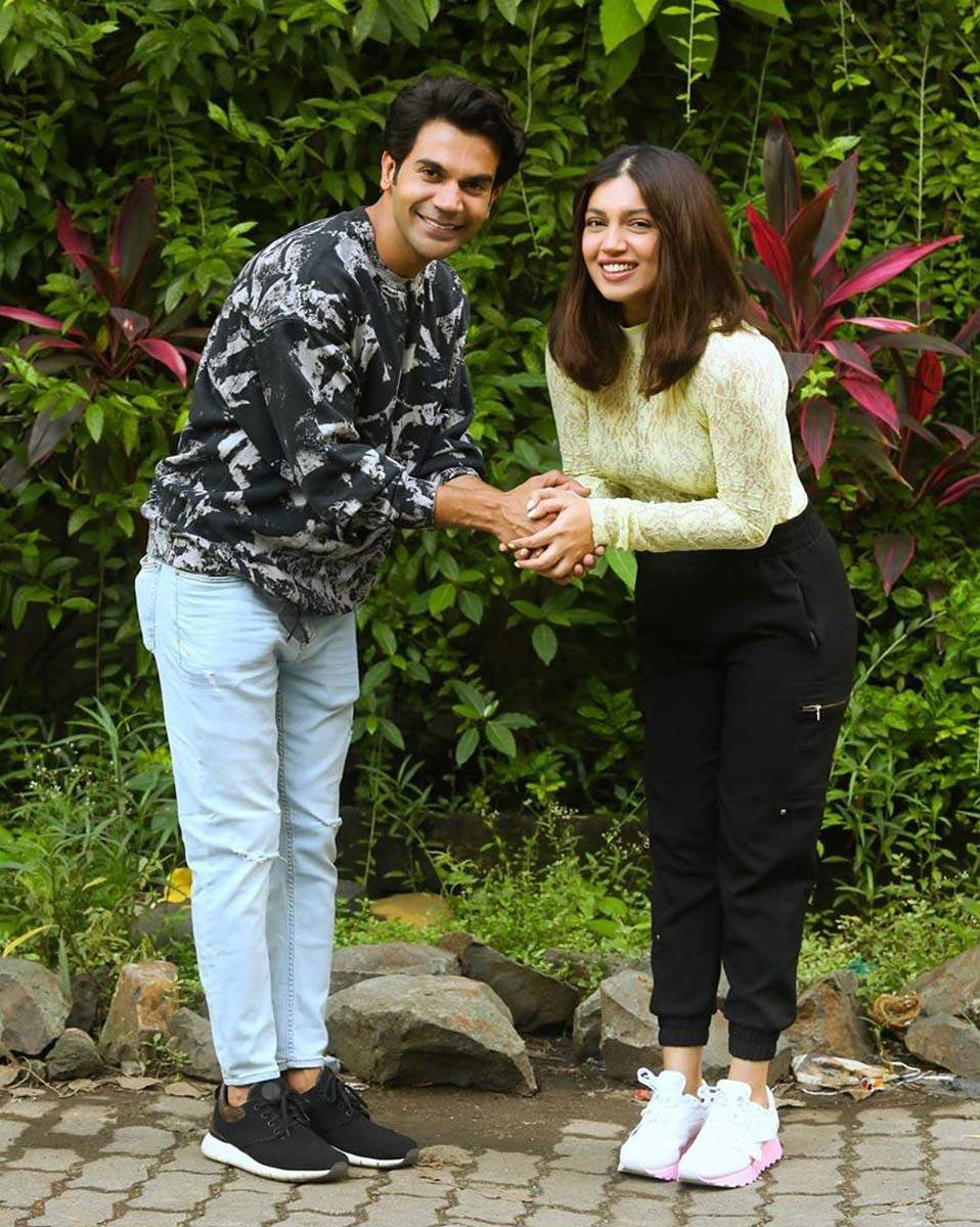 Rajkummar Rao and Bhumi Pednekar to begin shooting for 'Badhaai Ho' sequel