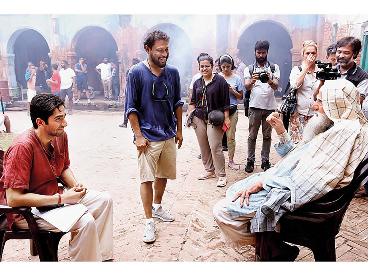 Gulabo Sitabo shot in Lucknow in 2020 (BCCL)