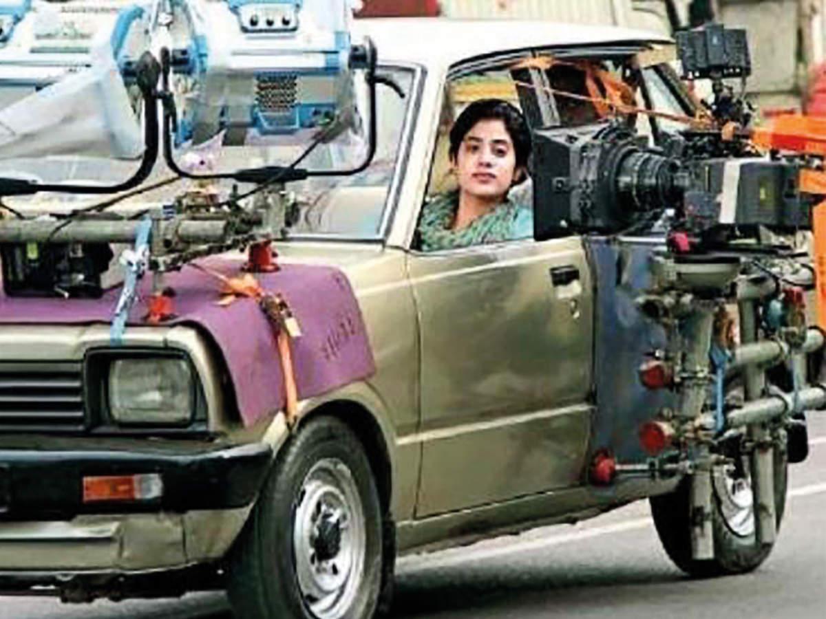 The Kargil Girl shot in Lucknow in 2018 (BCCL)