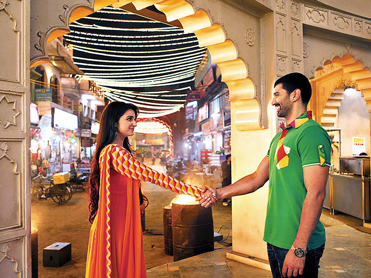 Dawat-e-Ishq was shot in Lucknow in 2014 (BCCL)